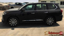 Brand new 2019 Lexus Lx 570 for sale in Nigeria