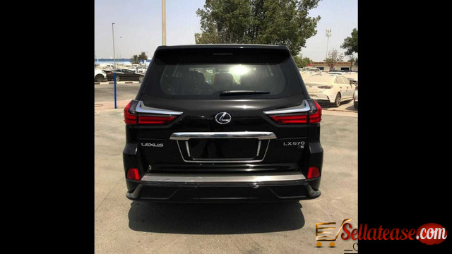 Brand new 2019 Lexus Lx 570 for sale in Nigeria — Sell At Ease