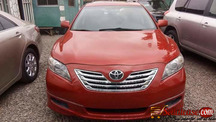Red Toyota camry spider 2009 For sale in Nigeria