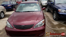 Tokunbo Toyota Camry Big daddy 2003 for sale