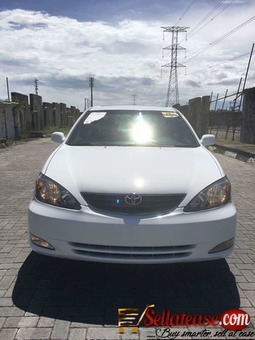 White Tokunbo Toyota Camry SE 2004 for sale