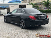 Used/ Tokunbo 2017 Mercedes Benz C300 for sale in Nigeria