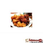 Mouth watering small chops