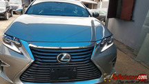 Used/ Tokunbo 2017 Lexus ES 350 for sale in Nigeria