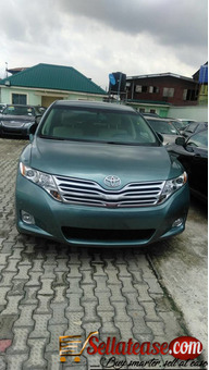 Foreign used/ Tokunbo Toyota Venza 2010 for sale in Nigeria