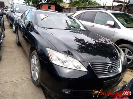 Tokunbo Lexus ES 350 2008 for sale