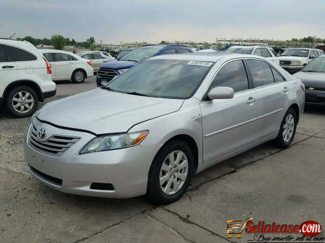 Used Tokunbo Toyota Camry Spider 2008 For Sale In Nige Sell At