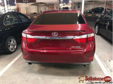 Tokunbo 2015 Lexus ES 350 for sale