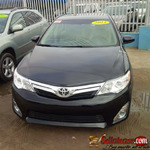 Used/ Tokunbo Toyota Camry 2014 for sale in Nigeria