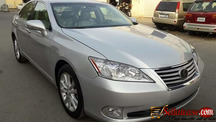 Tokunbo 2010 Lexus ES 350 for sale