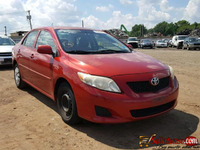 Toyota Corolla 2007 Nigerian Used for sale