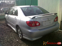 Tokunbo Toyota Corolla 2006 for sale in Nigeria