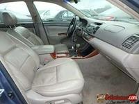Nigerian used Toyota camry big daddy 2006
