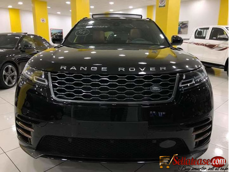 Tokunbo Range Rover velar 2018 for sale in Nigeria
