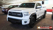 used/ Tokunbo Toyota Tundra 2015 for sale in Nigeria