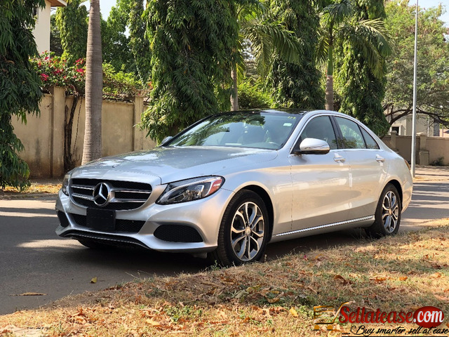 C300 Mercedes 2015 Price >> Tokunbo 2015 Mercedes Benz C300 4matic For Sale Sell At