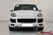 Tokunbo 2016 Porsche cayenne GTs for sale in Nigeria