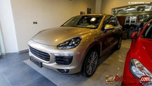 Used / tokunbo 2015 Porsche cayenne for sale in Nigeria