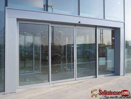AUTO SLIDING DOOR INSTALLATION