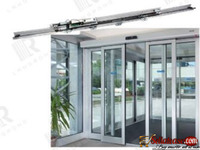 Glass Door Automatic Sliding System by HIPHEN SOLUTIONS