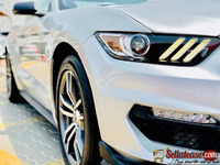 Tokunbo 2017 Ford Mustang for sale in Nigeria