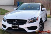 Tokunbo 2015 Mercedes Benz C300 4matic for sale in Nigeria