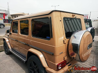 Tokunbo Mercedes Benz G-wagon 2014 (G63) for sale in Nigeria