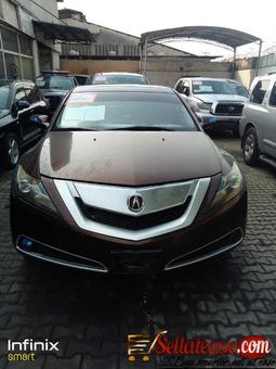 Nigeria used Acura ZDX 2010 for sale in Nigeria