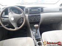 Nigerian used Toyota corolla 2003/ 2004 for sale in Nigeria