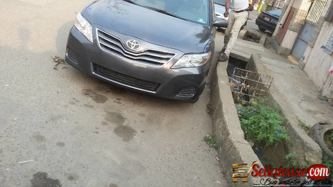 Tokunbo Toyota Camry 2010 for sale in Nigeria