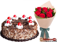 Valentine's Day Special Cakes and Gifts - Giftdubaionline