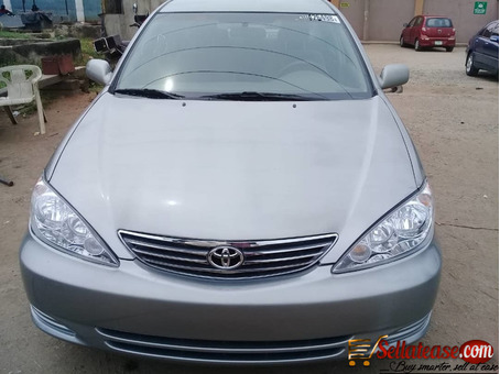 Tokunbo Toyota Camry big ass 2006 for sale  in Nigeria