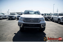 Brand new 2019 Toyota Hilux for sale in Nigeria