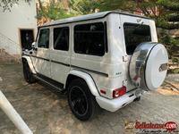 Nigerian used 2015 Mercedes Benz G wagon for sale in Nigeria