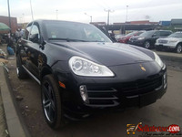 Tokunbo 2008 Porsche cayenne for sale in Nigeria