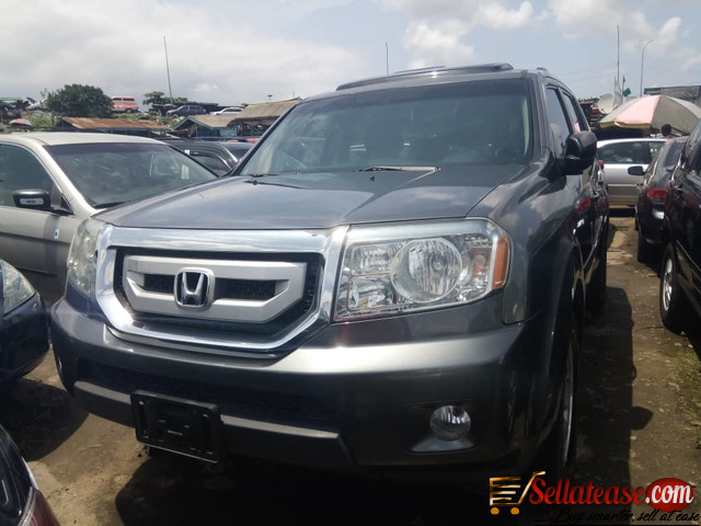2010 Honda Pilot For Sale >> Tokunbo 2010 Honda Pilot For Sale In Nigeria Sell At Ease