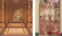 Elevator Cabin With Decoration 450kg 6 Person Passenger Lift BY HIPHEN SOLUTIONS SERVICES LTD.