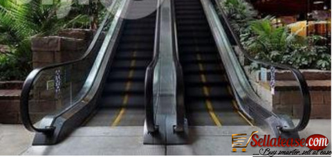 Outdoor Passengers Escalator BY HIPHEN SOLUTION SERVICES LTD.