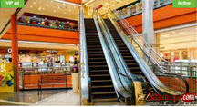 Commercial Electric Escalator Outdoor Indoor Mall,Home Escalator BY HIPHEN SOLUTION SERVICES LTD.