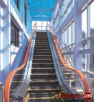 Indoor Mini Home Escalator BY HIPHEN SOLUTIONS SERVICES LTD.