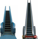 30 / 35 Degree Electric Elevator Escalator And Handrail Lift BY HIPHEN SOLTION SERVICES LTD.