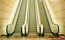 Commercial Escalators For Shopping Complex BY HIPHEN SOLUTION SERVICES LTD