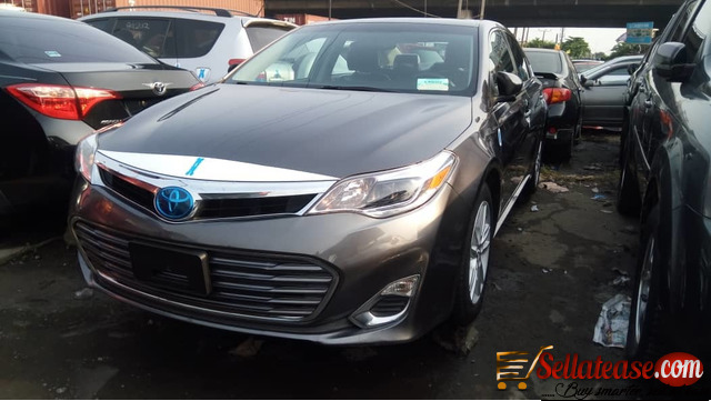 2015 Toyota Avalon For Sale >> Tokunbo 2015 Toyota Avalon For Sale In Nigeria Sell At Ease Online