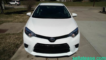 Foreign used Toyota corolla 2014 for sale