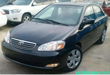Tokunbo Toyota corolla sport 2004 for sale in Nigeria