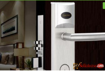 Smart Chip Card Door Lock BY HIPHEN SOLUTION SERVICES LTD.