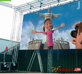 PH3 Outdoor Rental LED Screen 576×576mm BY HIPHEN SOLUTION SERVICES LTD.