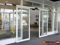 Auto Sliding Glass Entrance For Super Market By Ezilife