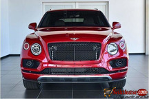 2018 Bentley Bentayga for sale in Nigeria