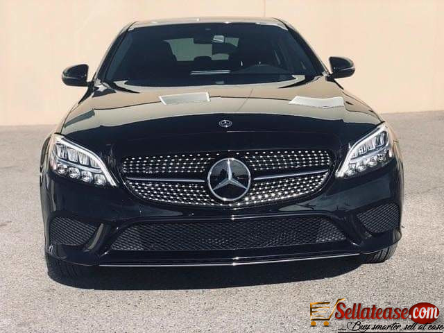 Tokunbo 2019 Mercedes benz c300 in Nigeria